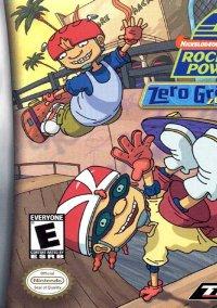 Rocket Power: Zero Gravity Zone – фото обложки игры