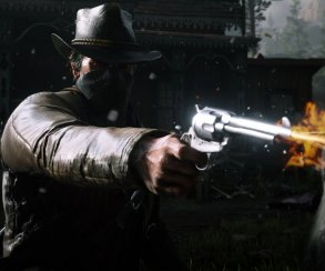 К бою готов! Посмотрите на новые скриншоты Red Dead Redemption 2