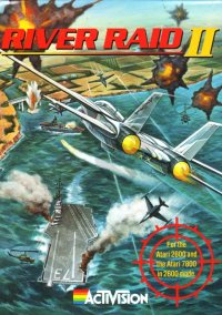 River Raid II – фото обложки игры