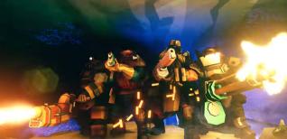 Deep Rock Galactic. Геймплейный трейлер с E3 2017
