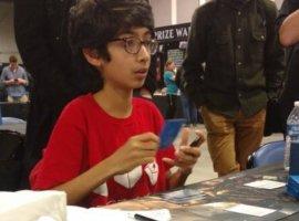 12-летний школьник крушит соперников натурнире поMagic
