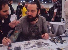 Стал известен еще один гость Comic Con Saint Petersburg— художник Маттео Скалера посетит Россию