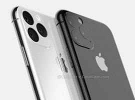 iPhone XI и iPhone XI Max: появились новые фото и видео флагманов Apple с большими тройными камерами