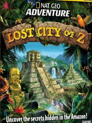 National Geographic Adventure: Lost City Of Z – фото обложки игры