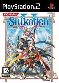 Suikoden V – фото обложки игры