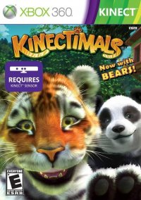 Kinectimals: Now with Bears! – фото обложки игры