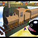 Скриншот Super Mario 64 Star Road Multiplayer – Изображение 3