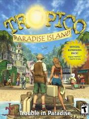 Tropico: Paradise Island – фото обложки игры