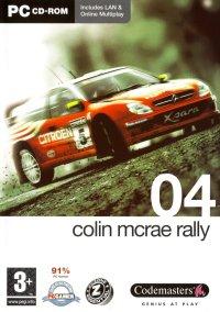 Colin McRae Rally 04 – фото обложки игры