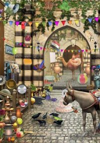 Lost Secrets: Ancient Mysteries - King Tut's Tomb – фото обложки игры