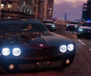 Гифка дня: хорошее первое впечатление в Grand Theft Auto 5