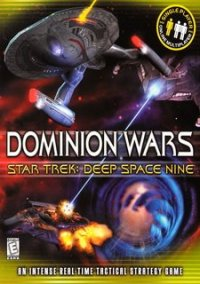 Star Trek: Deep Space Nine - Dominion Wars – фото обложки игры