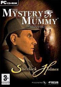 Sherlock Holmes: Mystery of the Mummy – фото обложки игры
