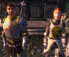 Гифка дня: такие неоднозначные нарушения закона вThe Elder Scrolls IV: Oblivion