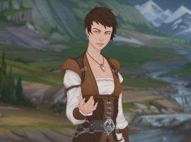 Суть. Ash ofGods— отличная российская игра вдухе The Banner Saga