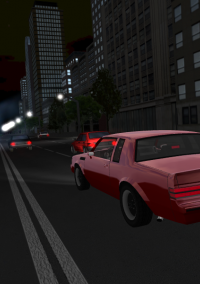 Traffic Street Racing: Muscle – фото обложки игры
