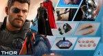 Фигурки пофильму «Мстители: Война Бесконечности»: Танос, Тор, Железный человек идругие герои. - Изображение 49