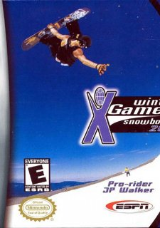 Winter Games Snowboarding 2002
