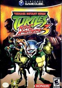 Teenage Mutant Ninja Turtles 3: Mutant Nightmare – фото обложки игры