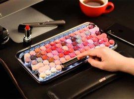 Xiaomi выпустила клавиатуру для женщин. Это топ подарок на8марта
