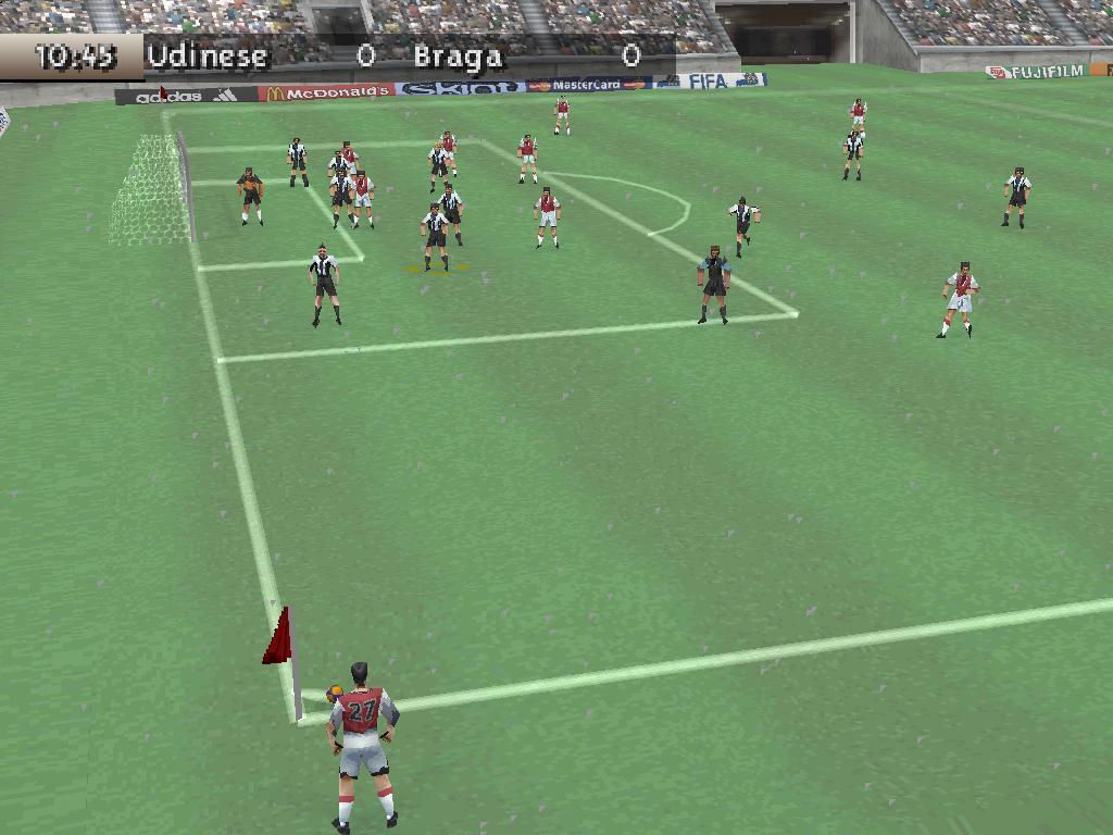 Десять лучших игр серии FIFA | Канобу - Изображение 6353