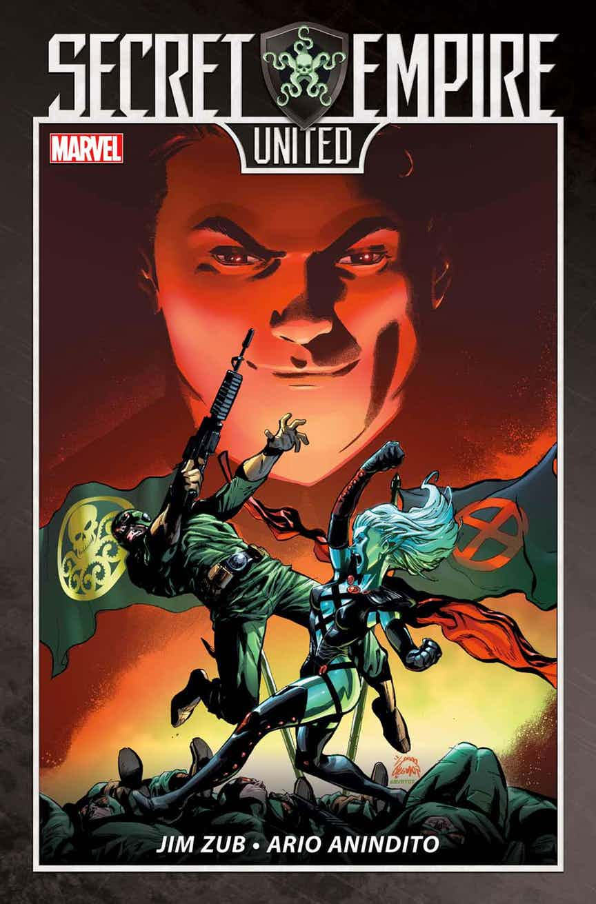 Эмма Фрост соберет свою команду Людей Икс и выступит против Гидры | Канобу - Изображение 2820