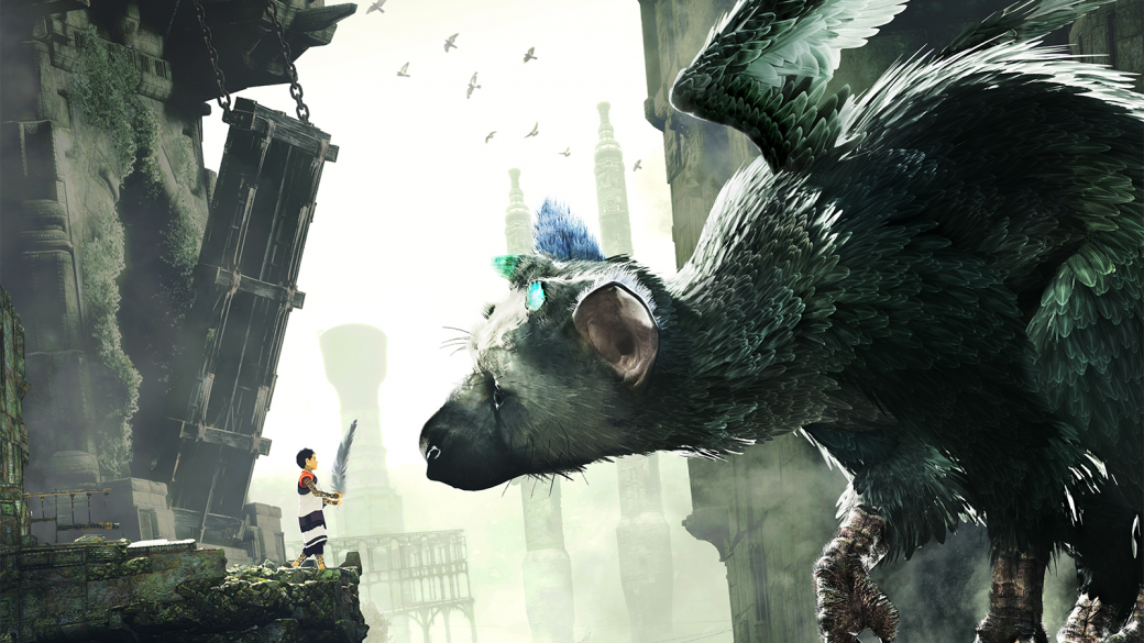Обзор The Last Guardian - рецензия на игру The Last Guardian   Рецензии   Канобу