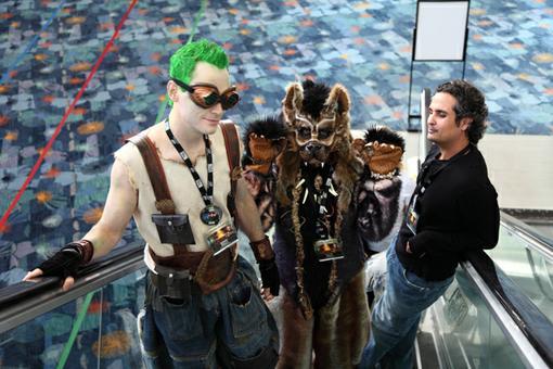 Фоторепортаж с BlizzCon 2011 | Канобу - Изображение 4041
