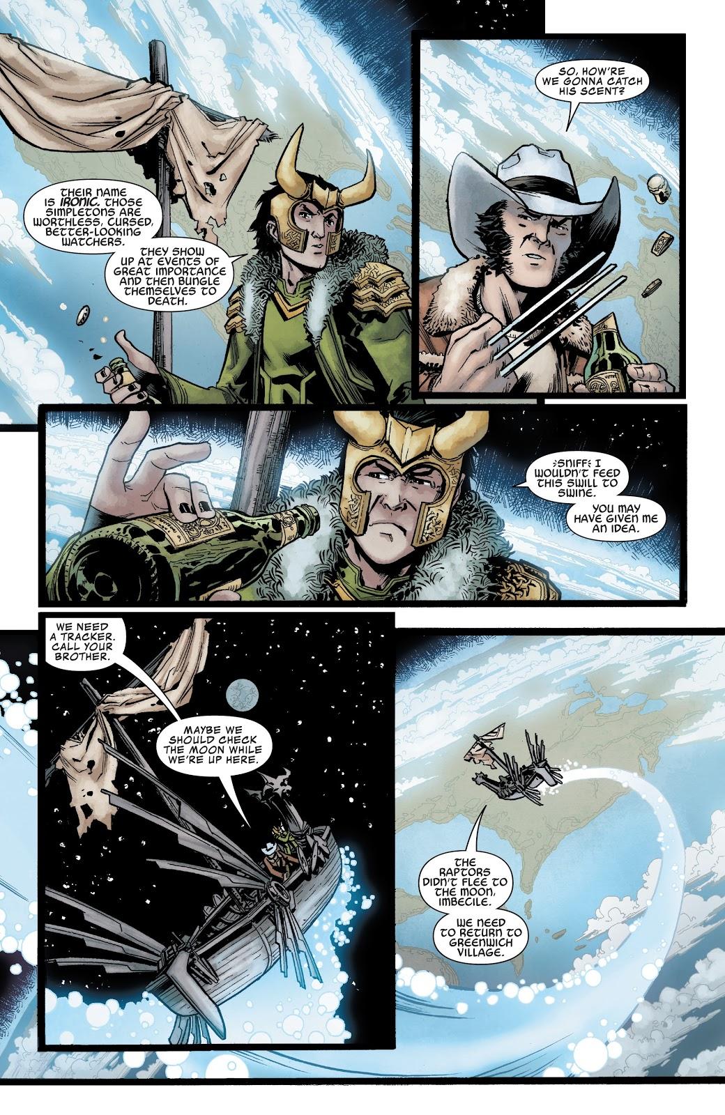 Wolverine: Infinity Watch— как Локи иРосомаха Камень Бесконечности защищали | Канобу - Изображение 5519