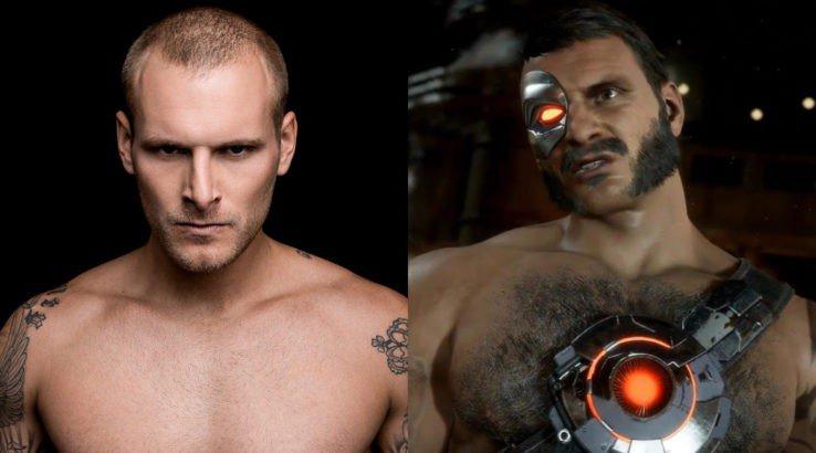 Взгляните наактеров, свнешности которых списали персонажей Mortal Kombat11 | Канобу - Изображение 5539