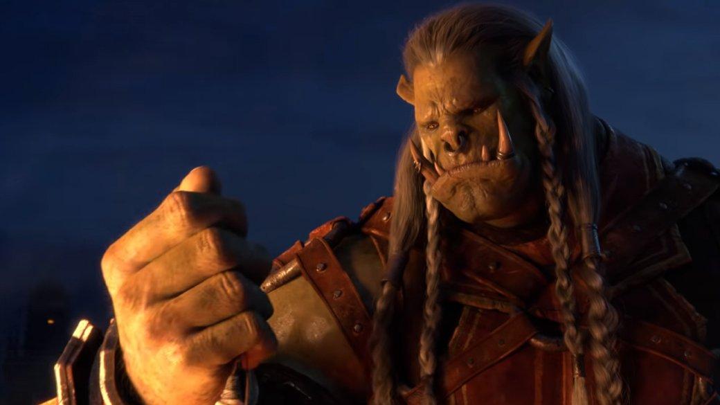 Ордынцы изWorld ofWarcraft последовали примеру Варока Саурфанга ипротестуют против Сильваны | Канобу - Изображение 0