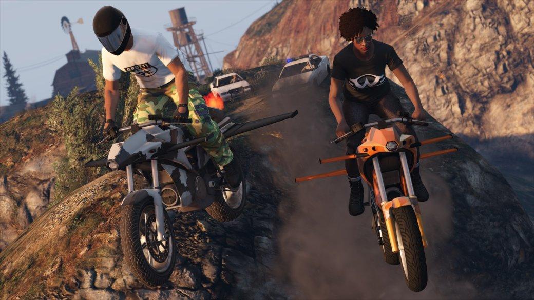 Rockstar добавила в GTA Online режим в стиле Rocket League | Канобу - Изображение 9578