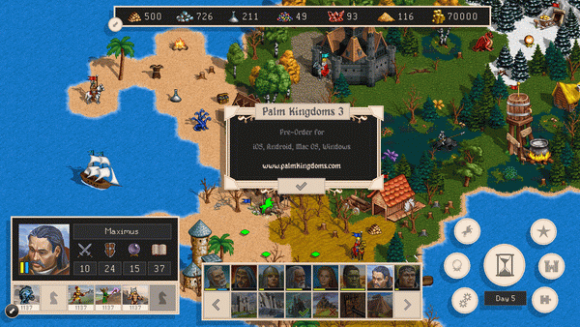 Воскрешение Heroes of Might & Magic на примере Palm Kingdoms   Канобу - Изображение 3