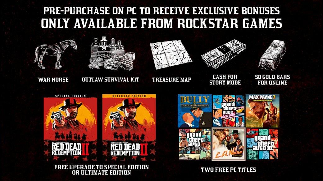 Скриншоты, графические улучшения, новый контент – все о Red Dead Redemption 2 для PC   Канобу - Изображение 1