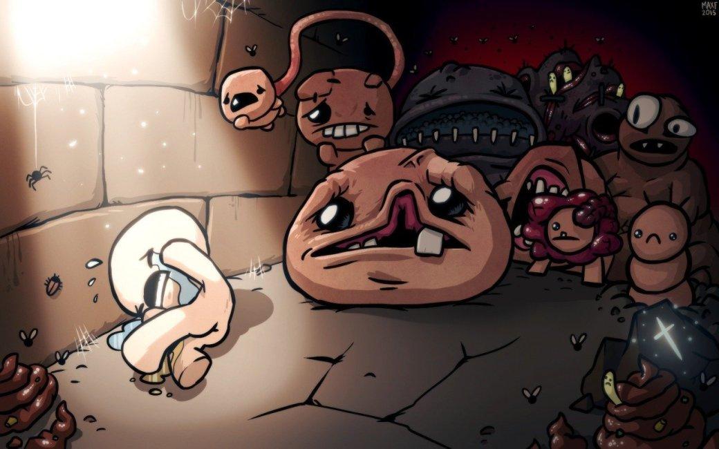Binding of Isaac: Afterbirth не выйдет на Wii U, 3DS и Vita | Канобу - Изображение 640