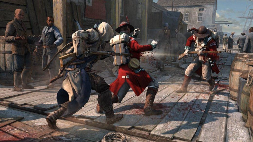 Рецензия на Assassin's Creed 3 | Канобу - Изображение 11167