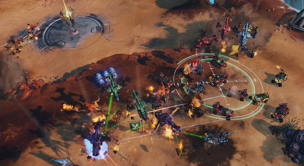 4 часа с Halo Wars 2 | Канобу - Изображение 6353