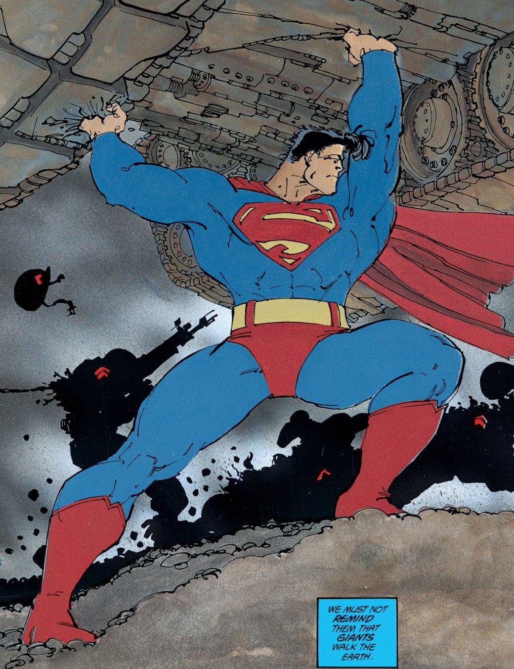 The Dark Knight: что нетак скомиксами Фрэнка Миллера про Бэтмена? | Канобу - Изображение 11