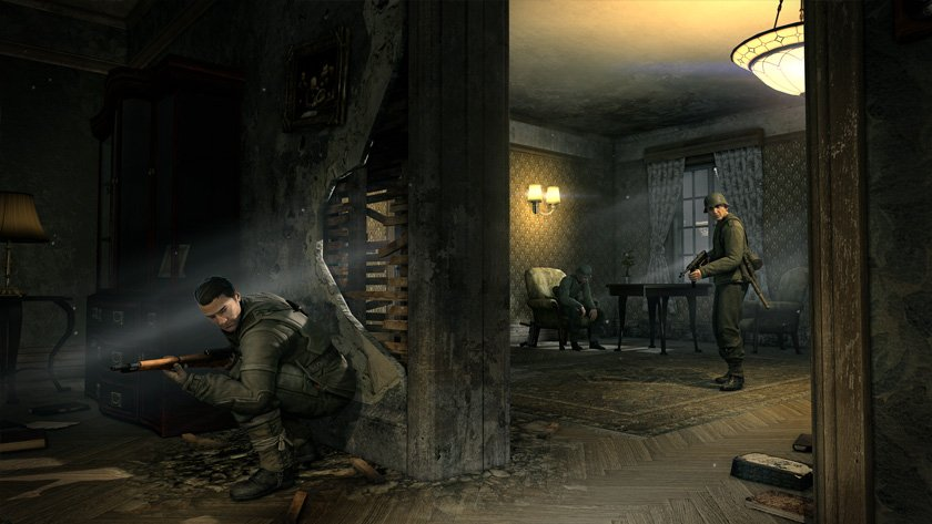 Рецензия на Sniper Elite V2   Канобу - Изображение 0