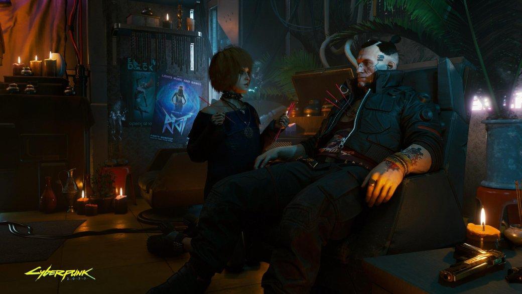 Ночные виды, вариативность, ЛГБТ-сцены: что нового мыузнали издемо Cyberpunk 2077 сGamescom 2018 | Канобу - Изображение 4