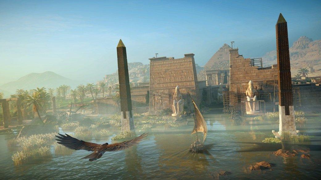 Контекст: Древний Египет в Assassin's Creed: Origins | Канобу - Изображение 1