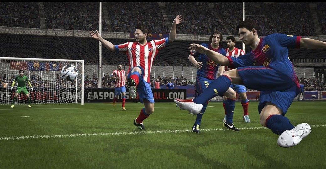 FIFA 14 снова отыграла первое место в британском чарте  | Канобу - Изображение 9490