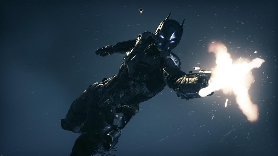 Злодей Arkham Knight попал на кадры финальной части Batman: Arkham | Канобу - Изображение 2721