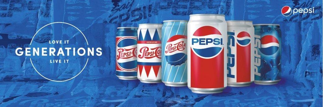 Вспомните поп-культуру прошедших десятилетий вместе с кампанией Pepsi Generations | Канобу - Изображение 1