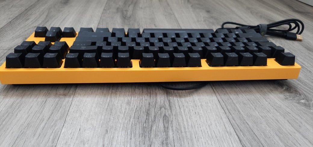 Обзор клавиатуры Hator Rockfall EVO TKL. Бюджетная оптическая клавиатура | Канобу - Изображение 1440