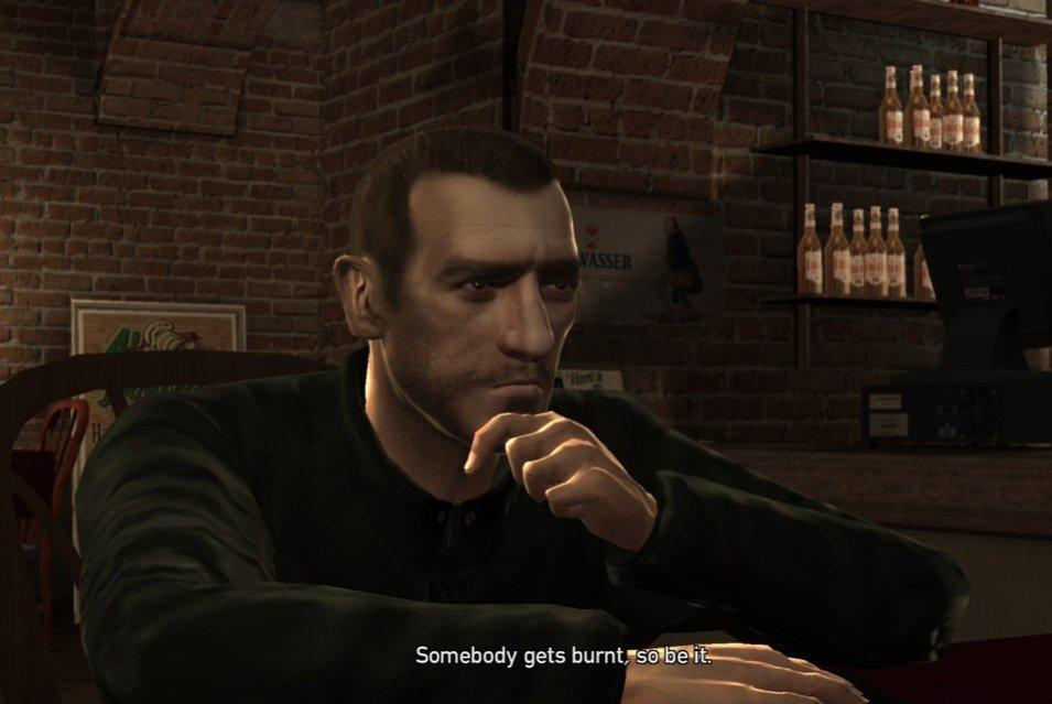 Гифка дня: досадная случайность вGrand Theft Auto4 | Канобу - Изображение 1