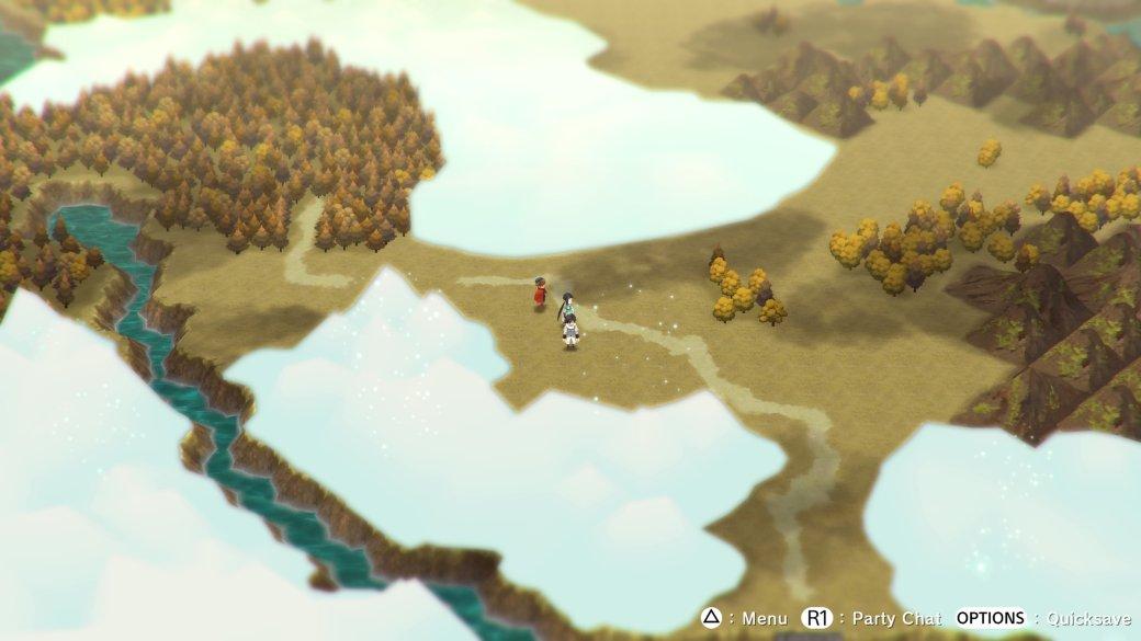 Рецензия на LOST SPHEAR, игру от создателей I Am Setsuna | Канобу - Изображение 6