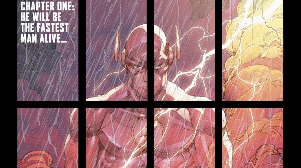 Какая неожиданная встреча произошла сФлэшем впервом выпуске Flash: YearOne? | Канобу - Изображение 5321
