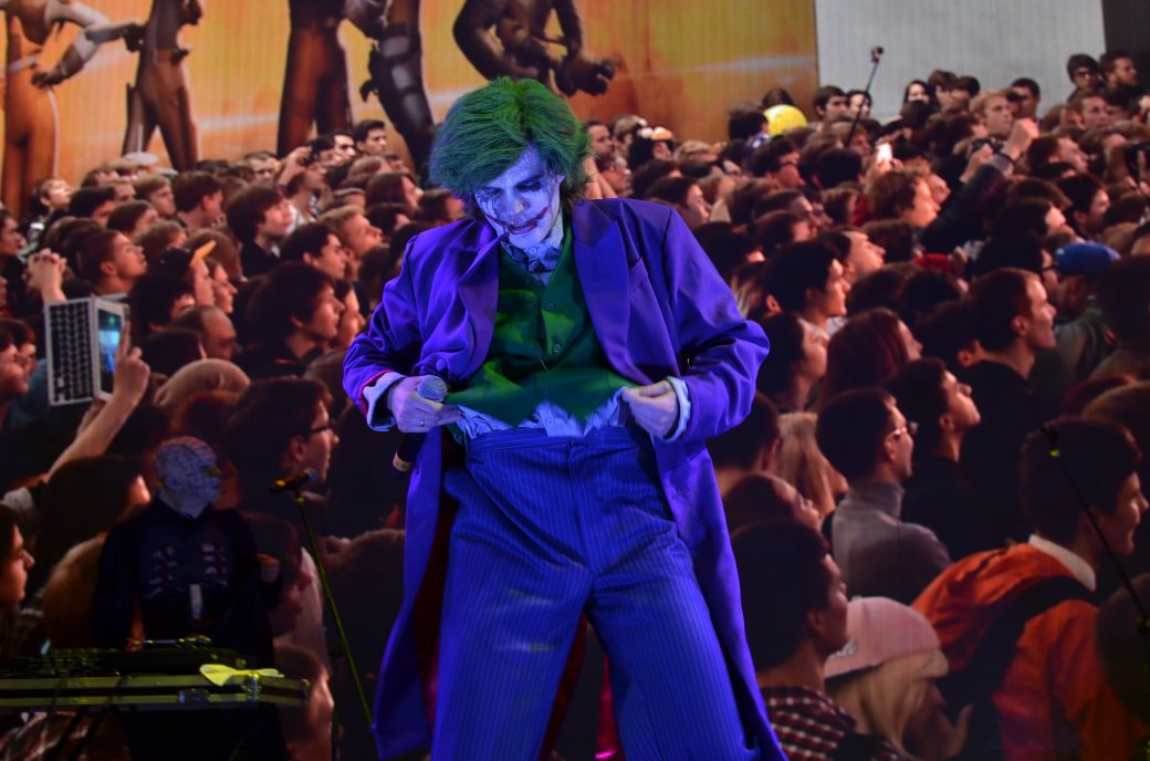 Фотоотчет с «Игромира» и Comic Con Russia, день 2 – концерт Noize MC | Канобу - Изображение 23