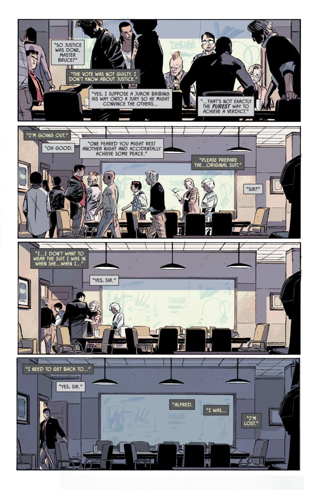 Год возвращения супертрусов— теперь уБэтмена сноваклассическийкостюм | Канобу - Изображение 3107